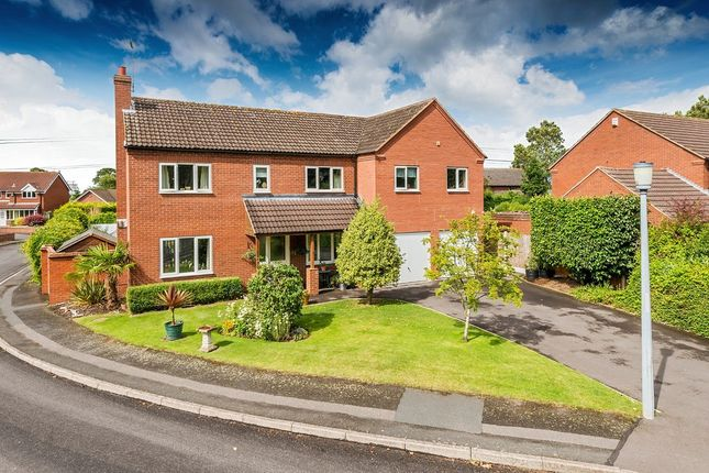 5 bed detached house for sale in Harrington Heath, Shawbirch, Telford, Shropshire