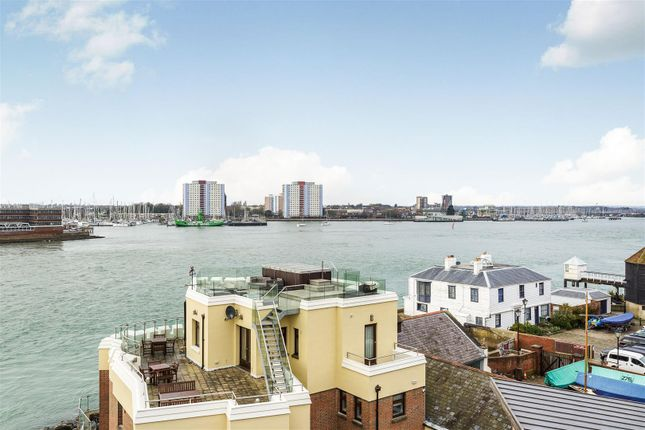 Thumbnail Flat for sale in Spice Island House, Broad Street, Old Portsmouth