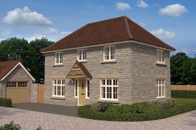 Thumbnail Detached house for sale in Glenwood Park, Glenwood Farm, Barnstaple, Devon