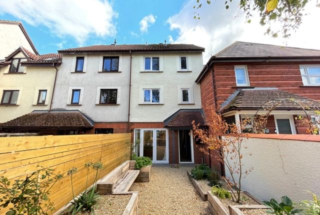 Thumbnail Terraced house to rent in Fivash Close, Taunton