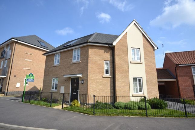 Thumbnail Detached house for sale in Lockgate Road, Pineham Lock, Northampton