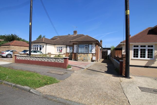 Thumbnail Bungalow for sale in Acacia Gardens, Upminster