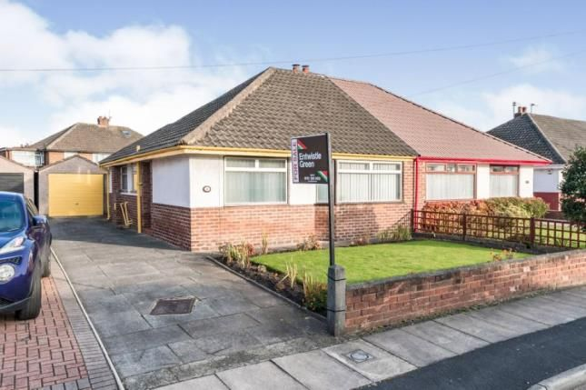 Thumbnail Bungalow for sale in Roedean Close, Maghull, Liverpool, Merseyside