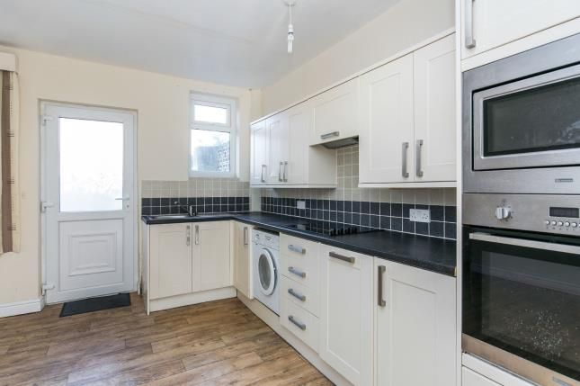 Kitchen Area of St Margarets Road, Llandudno Junction, Conwy, North Wales LL31