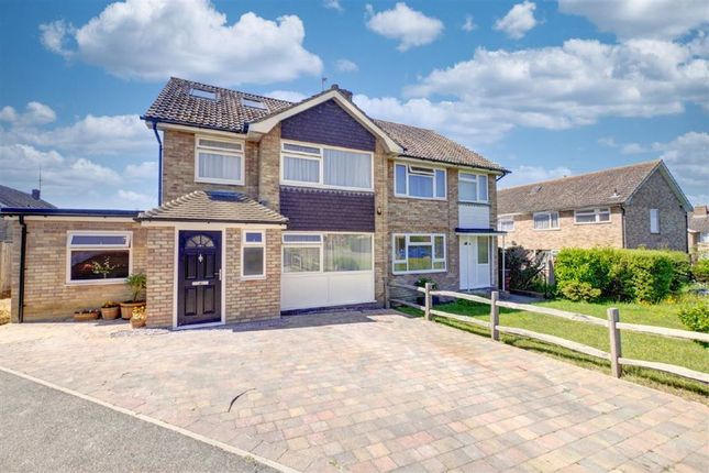 4 bed semi-detached house for sale in Summerfields Avenue, Hailsham BN27
