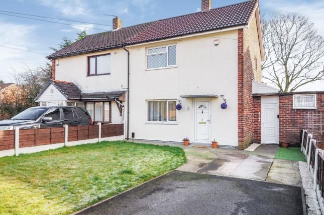 Thumbnail Semi-detached house for sale in Ashawe Grove, Little Hulton, Manchester, Greater Manchester