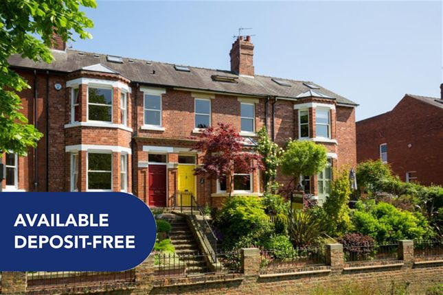 Thumbnail Terraced house to rent in Lastingham Terrace, York