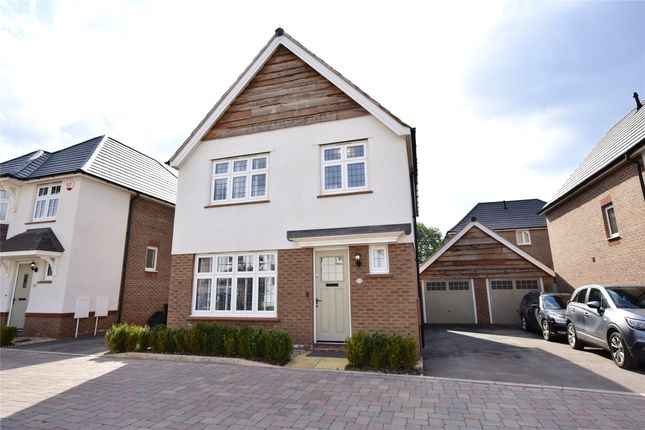 Thumbnail Detached house for sale in Belsey Road, Frenchay, Bristol