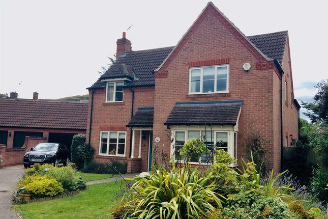 Thumbnail Detached house for sale in Honeysuckle Cottage, 3 Larkfields, Hawton Road, Newark