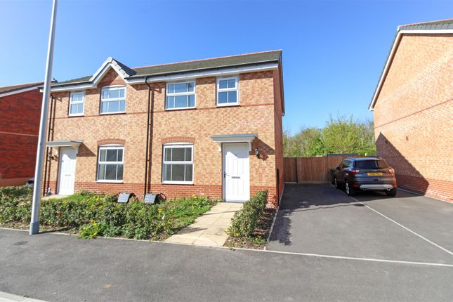 Semi-detached house for sale in Bremridge Close, Barford, Warwick