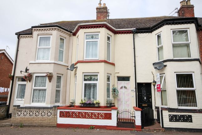 Thumbnail Terraced house to rent in George Street, Great Yarmouth