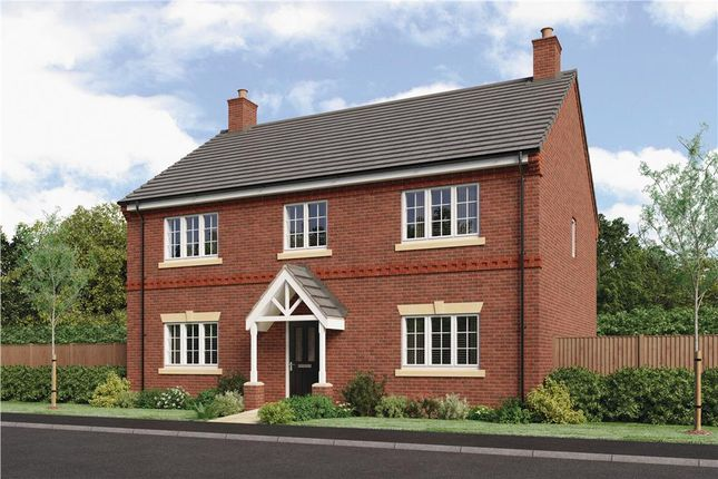 "Thumbnail Detached house for sale in ""Thornbridge"" at Milldale Road, Farnsfield, Newark"
