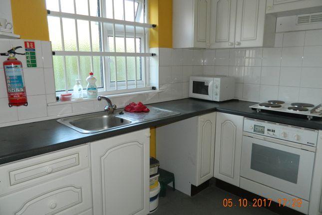 Thumbnail Flat to rent in Tile Cross Road, Chelmsley Wood, Birmingham