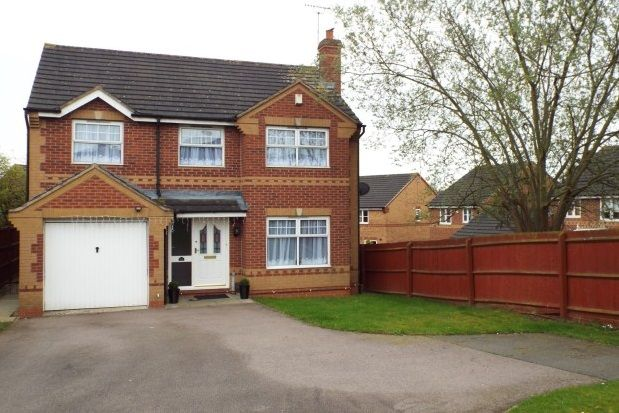 Thumbnail Detached house to rent in Foxon Way, Thorpe Astley
