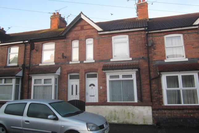 Terraced house for sale in Somerville Street, Crewe