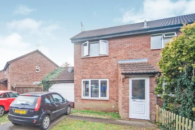 Thumbnail Semi-detached house for sale in Scott Close, Taunton