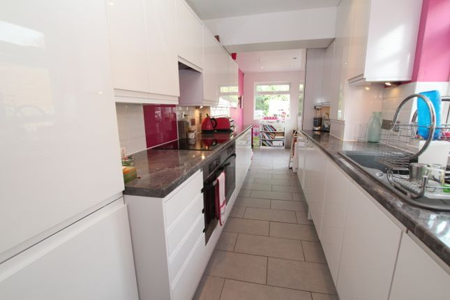 Thumbnail Semi-detached house for sale in Chaseville Park Road, London
