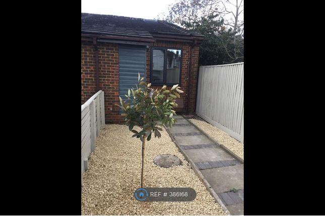 Thumbnail Bungalow to rent in Riverview Park, London