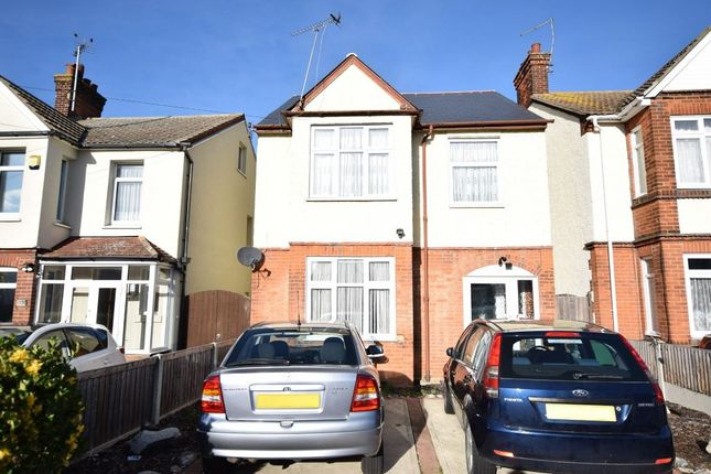Thumbnail Detached house for sale in West Avenue, Clacton-On-Sea