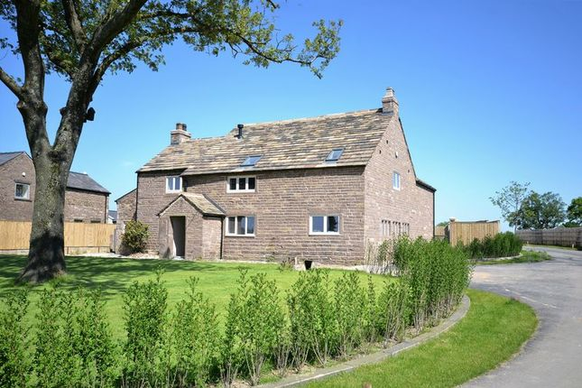 Thumbnail Detached house for sale in South Miry Fold Farm, Briers Brow, Wheelton