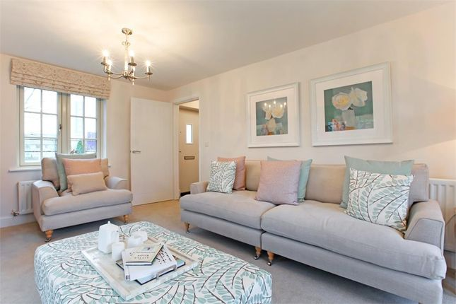 """Thumbnail Mews house for sale in """"Ayres"""" at Anstey Road, Alton"""