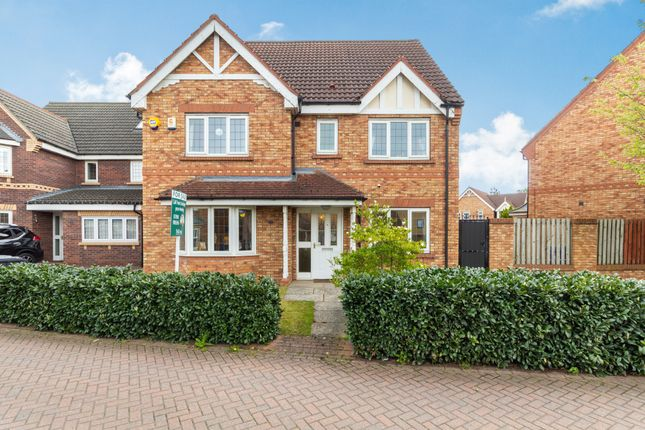 Thumbnail Detached house to rent in Kentmere Drive, Lakeside, Doncaster