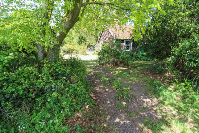 Thumbnail Land for sale in Wherwell, Andover