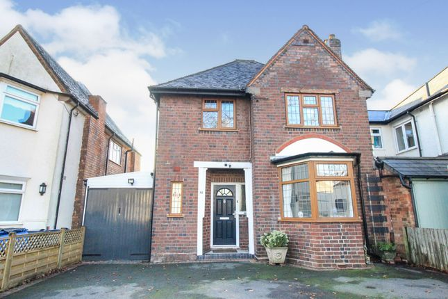 Thumbnail Detached house for sale in Barn Lane, Moseley, Birmingham