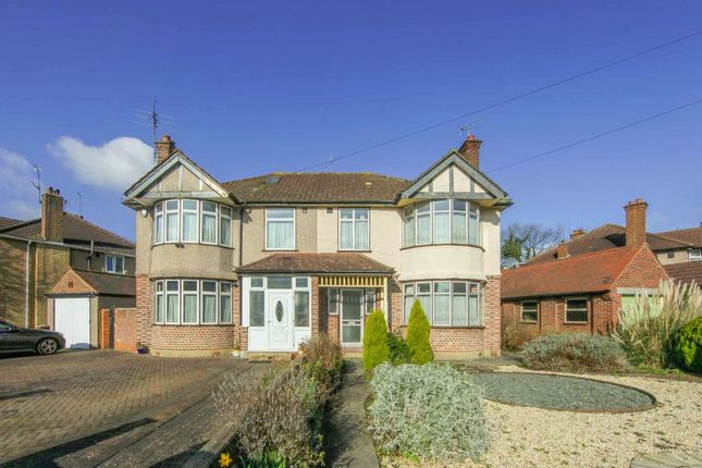 Thumbnail Detached house to rent in Old Cote Drive, Heston, Hounslow