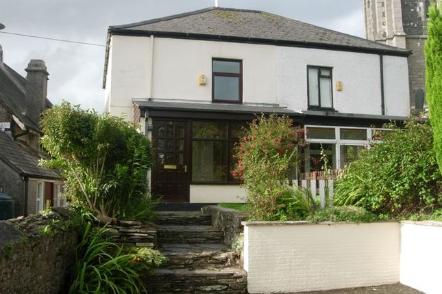 Thumbnail Cottage to rent in Church Street South, Liskeard