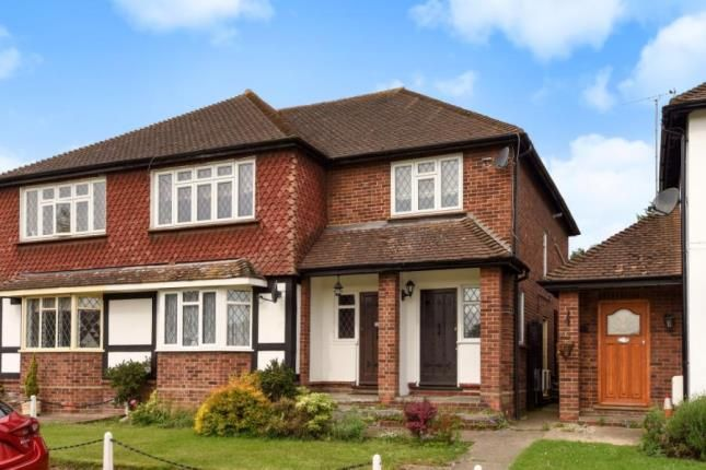 Thumbnail Flat for sale in Warren Court, Chigwell, Essex