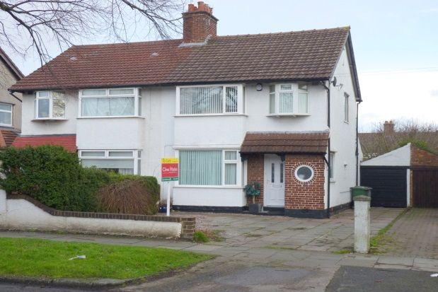 Thumbnail Property to rent in Teehey Lane, Bebington, Wirral