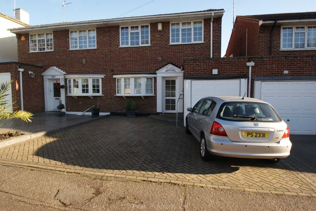 Thumbnail Semi-detached house to rent in Southbourne Grove, Westcliff-On-Sea