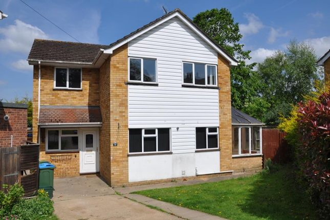 Thumbnail Property to rent in Chandos Close, Buckingham