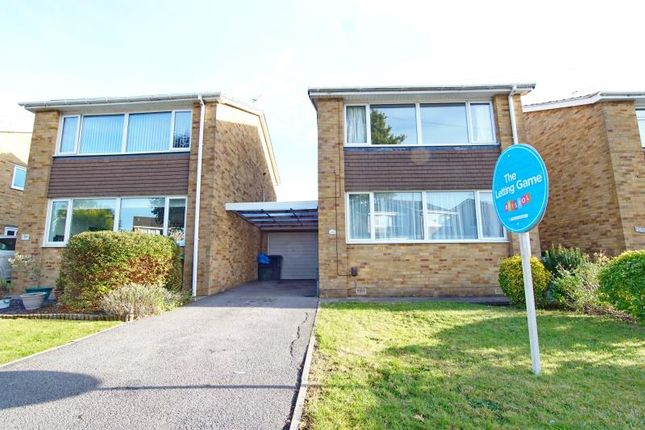 Thumbnail Detached house to rent in Charlton Mead Drive, Brentry, Bristol