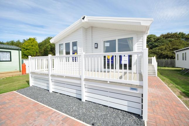 Thumbnail Mobile/park home for sale in Ocean Edge Holiday Park, Moneyclose Lane, Heysham, Morecambe, Lancashire