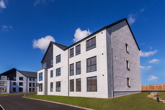 "Thumbnail Flat for sale in ""Block 1"" at Mugiemoss Road, Bucksburn, Aberdeen"