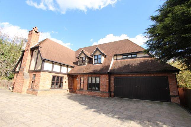 Thumbnail Detached house for sale in Meesons Lane, Grays