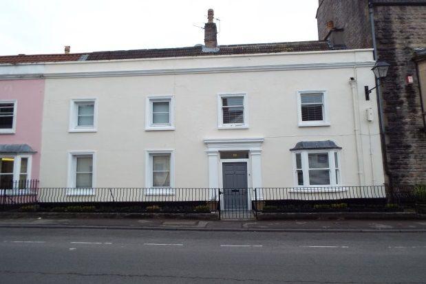 Thumbnail Flat to rent in Chamberlain Street, Wells