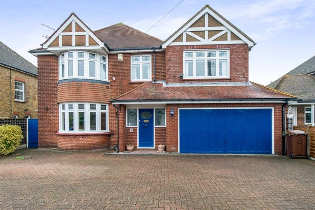 Thumbnail Detached house for sale in Horsham Lane, Upchurch, Sittingbourne