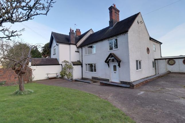 3 bed farmhouse to rent in Bar Hill, Madeley, Crewe CW3