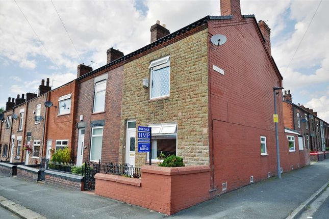 End terrace house for sale in Lever Street, Tyldesley, Manchester