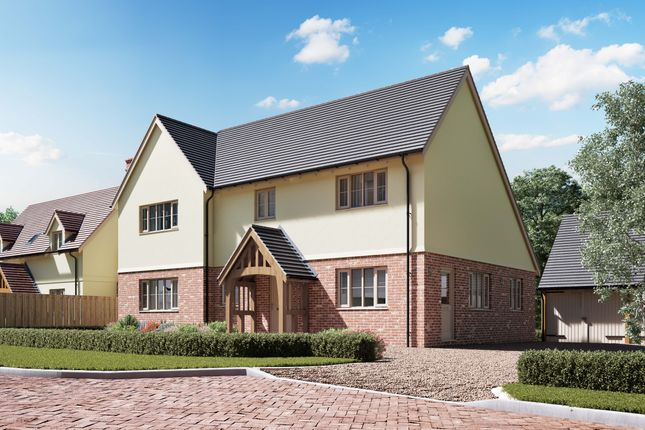 Thumbnail Detached house for sale in Drury Lane, Redmarley