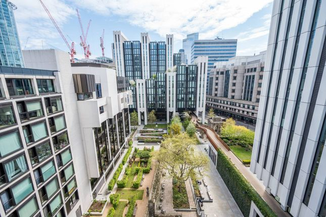 Thumbnail Flat to rent in Wood Street, City, London