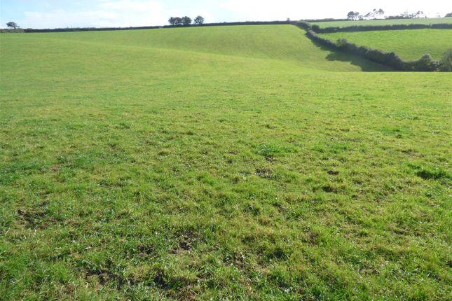 Thumbnail Land for sale in West Buckland, Barnstaple