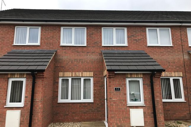 2 bed terraced house to rent in Hayden Road, Rushden NN10