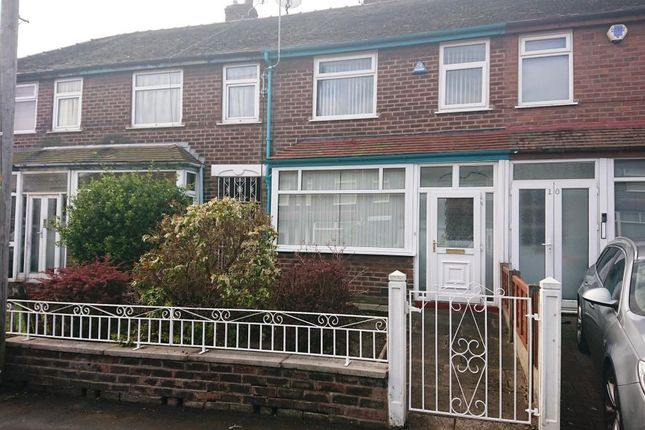 2 bed semi-detached house to rent in Stanhorne Avenue, Manchester M8