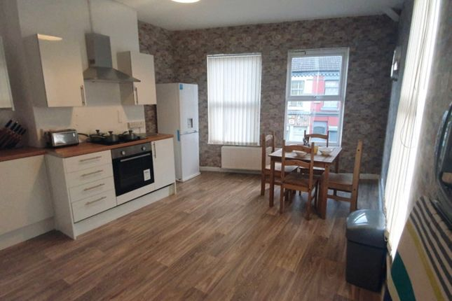 Thumbnail Room to rent in August Road, Liverpool