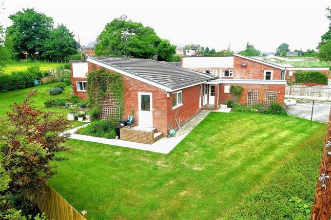 Thumbnail Bungalow for sale in Hunters Ride, Kingswood, Forden, Welshpool, Powys