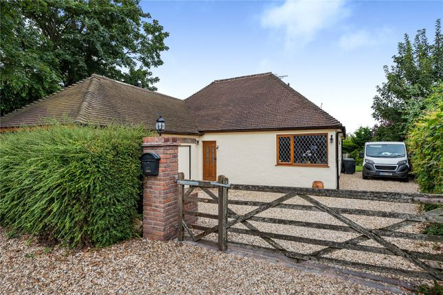Thumbnail Bungalow for sale in Ashbury, Oxfordshire
